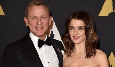 Rachel Weisz y Daniel Craig esperan un hijo