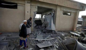 Al menos 21 muertos en una boda por bombardeos en Yemen