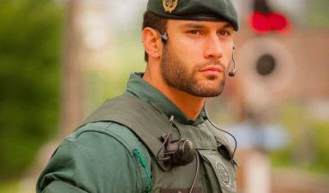 Localizado guardia civil de España que 'incendia' la red: tiene 35 años y está casado