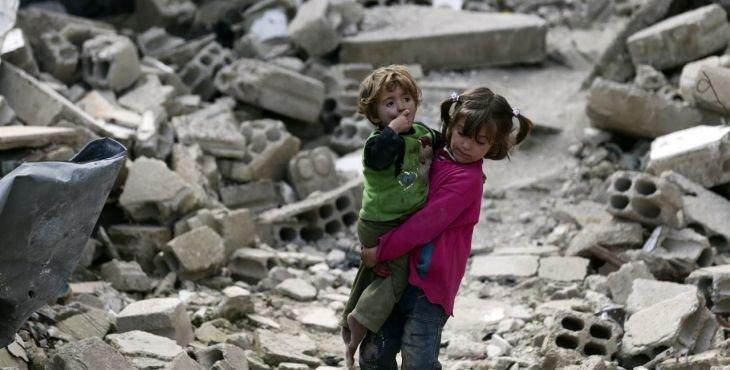 2,8 Millones de menores llevan 7 años sin escolarizar por la guerra en Siria