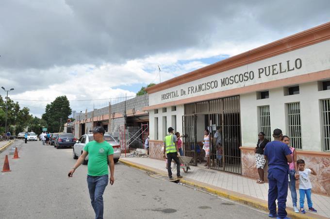 Gobierno inaugurará este jueves hospital Francisco Moscoso Puello