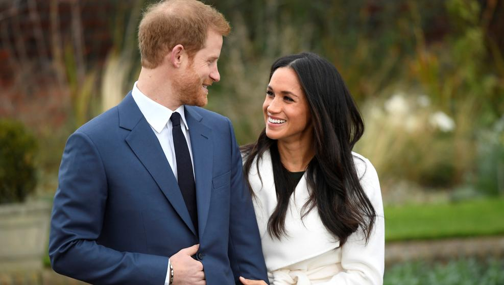 Príncipe Enrique y Meghan Markle empiezan trabajo para la Commonwealth