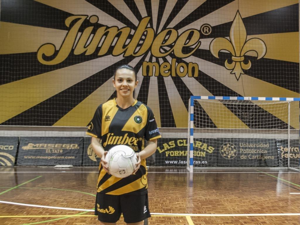 Vanessa Pereira, la brasileña que sueña con jugar al fútbol sala en París 2024