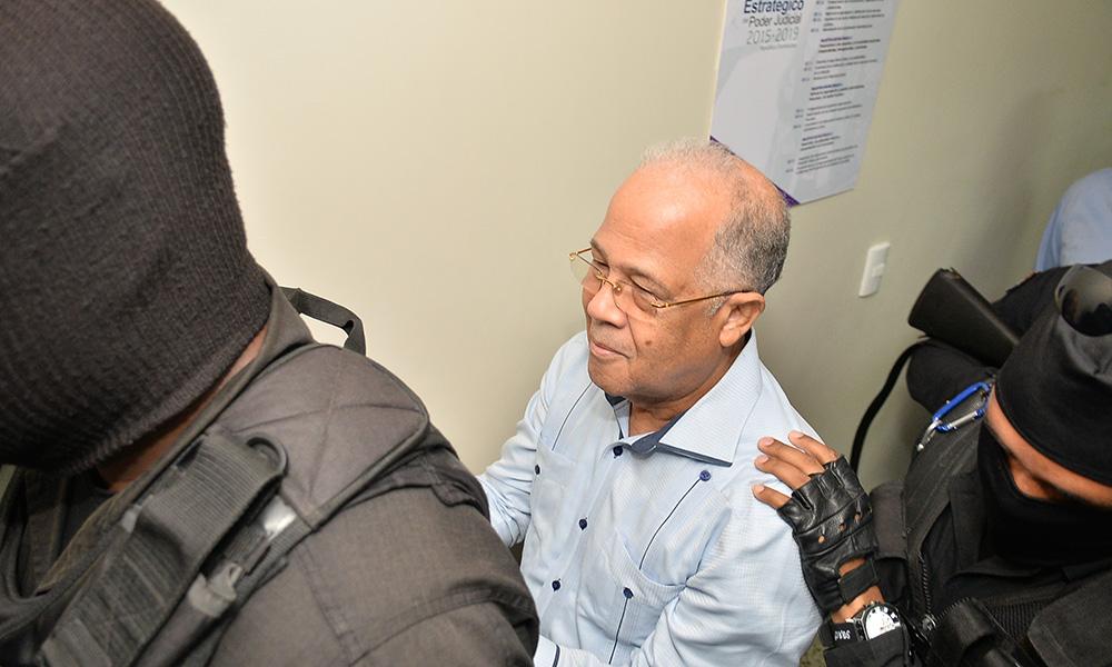 Sigue ingresado en Cedimat exdirector Omsa imputado caso Yuniol Ramírez