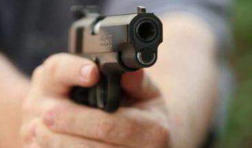 Adolescente es herido de bala durante protesta en Villa Mella