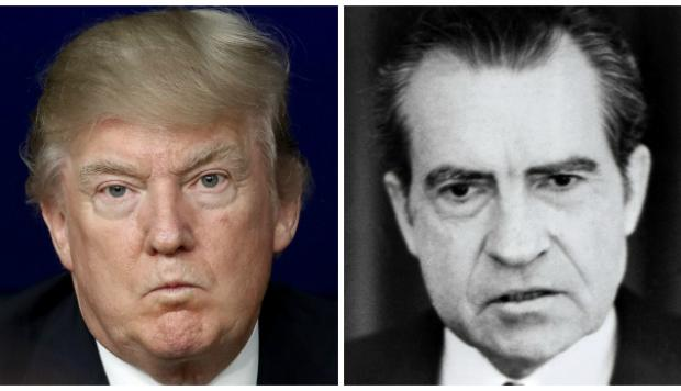 Un ex fiscal del caso Watergate compara actitud de Trump con Nixon