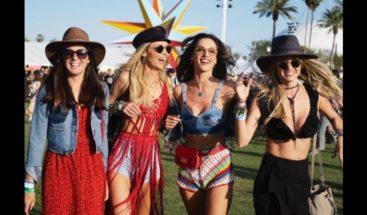 Coachella, una pasarela de moda en el desierto californiano