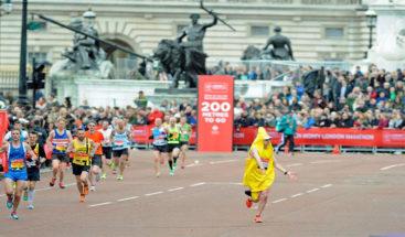 Londres se prepara para su maratón más caluroso de la historia