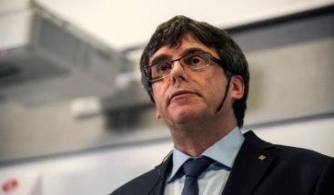 Decisión de la Fiscalía, un paso más en proceso alemán de Puigdemont