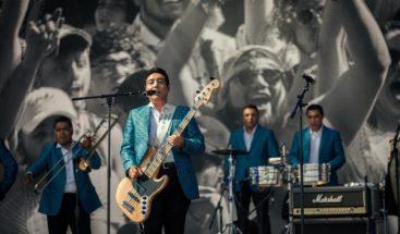 The Weeknd abre Coachella con Los Ángeles Azules