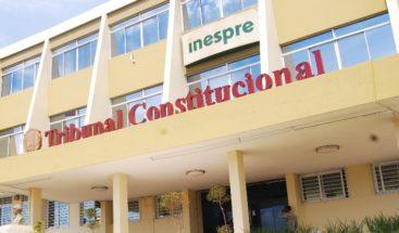 TC conoce recurso que busca declarar inconstitucional el articulo 2 de la Ley 157-13