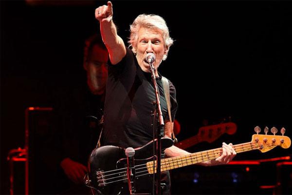 Revelan que los Cascos Blancos intentaron reclutar a Roger Waters