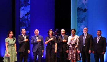 Presidente Medina deja inaugurada 21ª Feria del libro 2018
