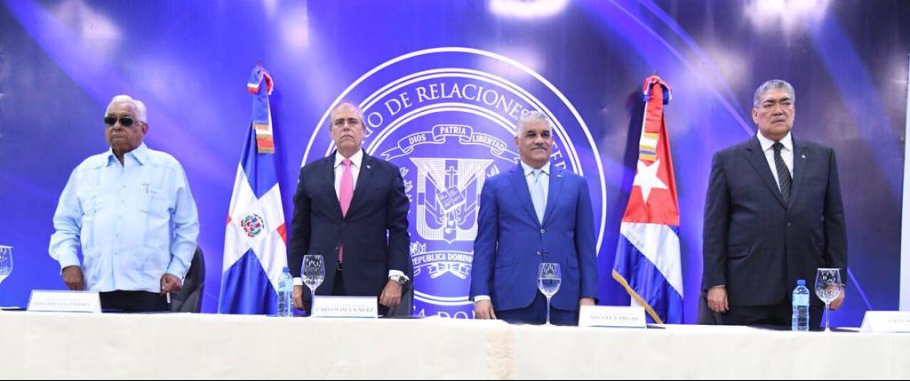 Cancillería anuncia RD-Cuba preparan acuerdo integral de colaboración