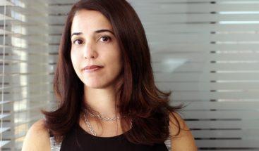 Anyarlene Bergés asume vicepresidenta comunicaciones Inicia