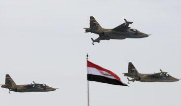 Irak realiza ataques aéreos contra posiciones del Estado Islámico
