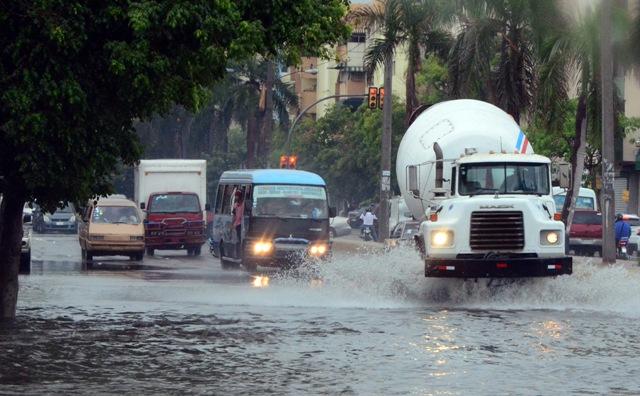 Meteorología descontinúa alerta para La Altagracia y mantiene nueve provincias