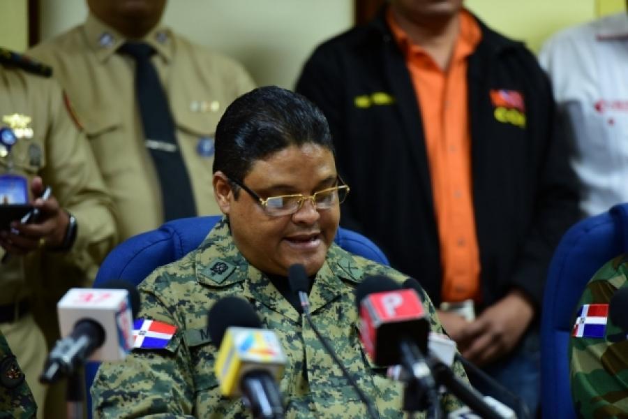 COE mantiene 10 provincias bajo alerta por vaguada