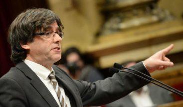 Justicia deja en libertad a Puigdemont y descarta delito de rebelión