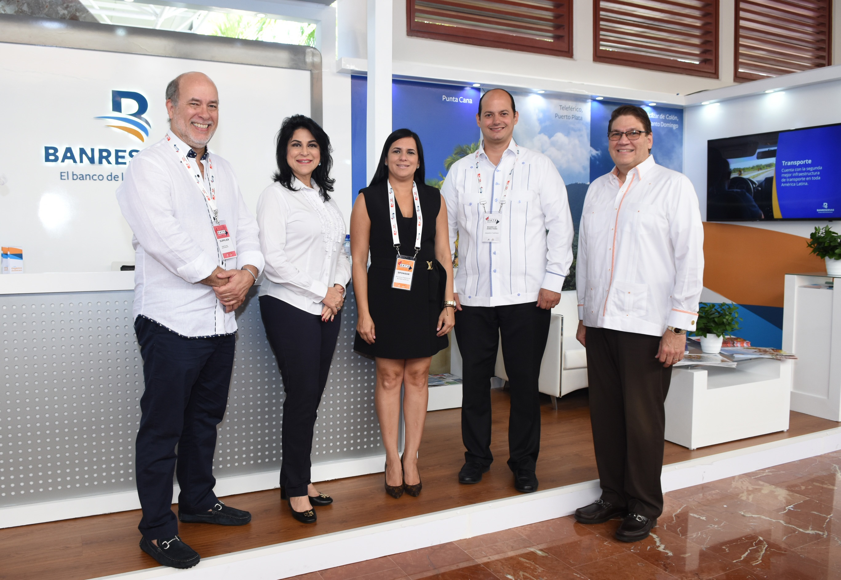 Banreservas participa en Date con portafolio para promover turismo