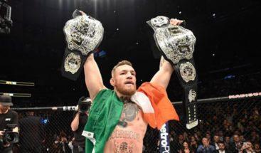 Acusan a Conor McGregor de agresión y delito contra la propiedad