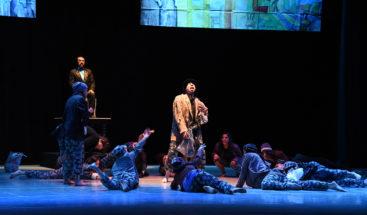 Guatemala pone danza a las letras de la Feria Internacional del Libro