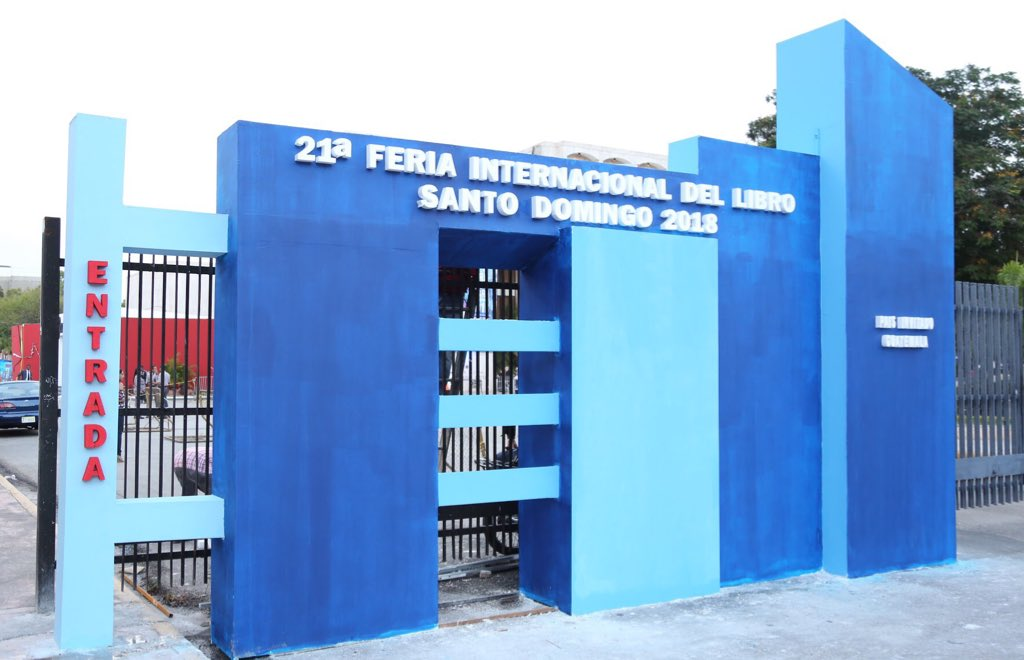 Queda inaugurada 21a Feria Internacional del Libro de Santo Domingo