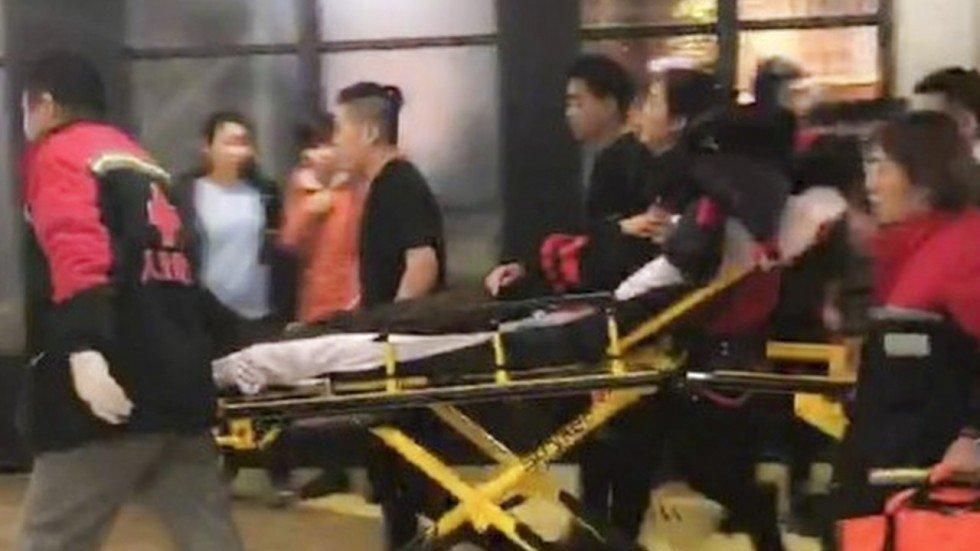 Al menos siete estudiantes muertos y 12 heridos en un ataque con cuchillos en China