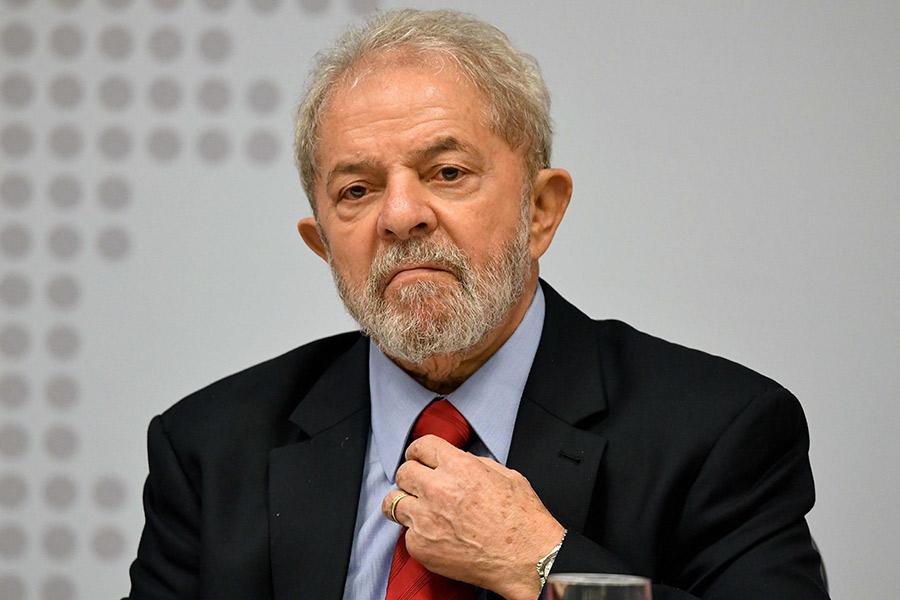 Presentan nueva denuncia contra Lula por supuestos sobornos de Odebrecht
