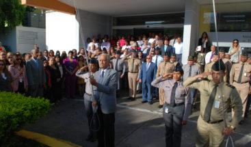 Ministerio de Trabajo realiza acto en conmemoración 53 aniversario de la Revolución de abril