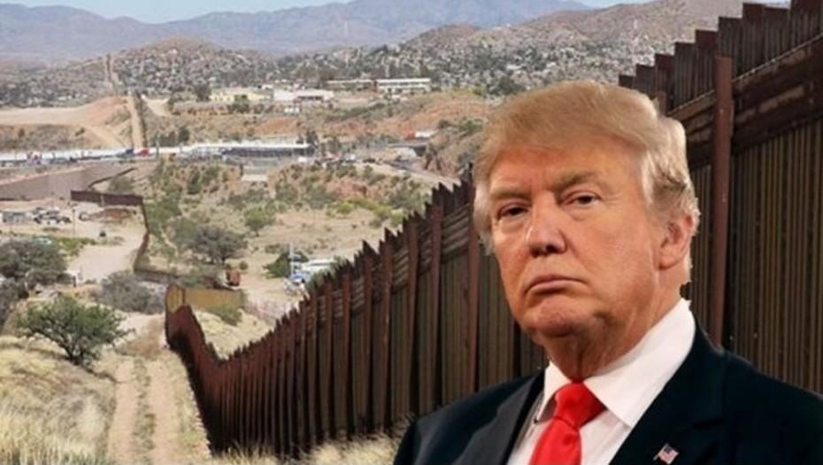 Trump planea militarizar frontera con México hasta construir el muro