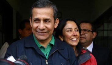 Humala y su esposa salen de la cárcel tras nueve meses de prisión preventiva