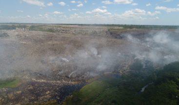 Medio Ambiente: Incendio en Duquesa está extinguido en su totalidad