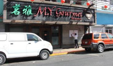 Pro Consumidor cierra local de comida en el Barrio Chino