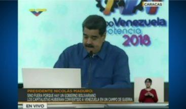 Maduro aumenta 95,4% el ingreso mínimo ante desbocada inflación