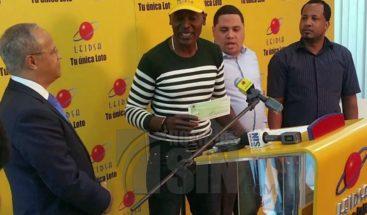 LEIDSA tiene nuevo ganador de 25 millones de pesos