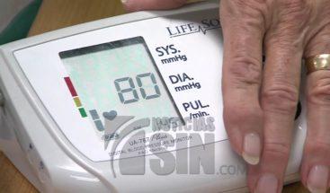Más del 60 por ciento de las personas con diabetes sufren de hipertensión
