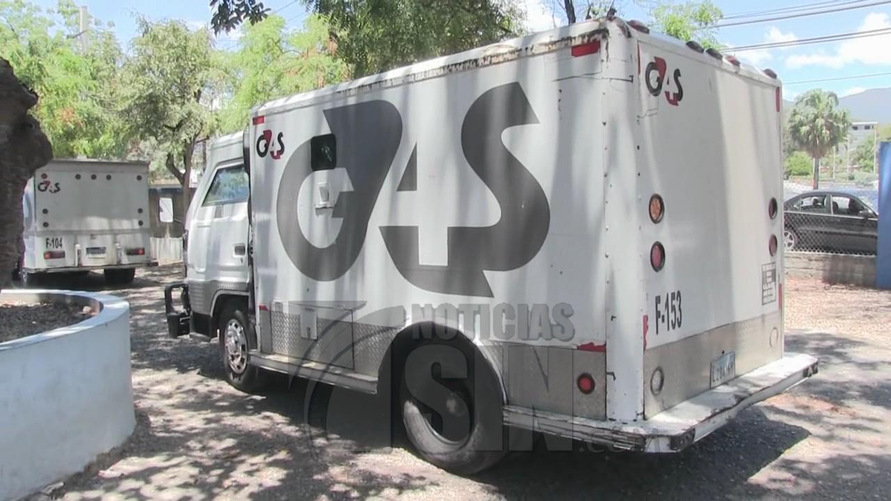 Detienen tres personas por asalto a camión de compañía de valores G4S