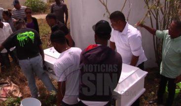 Sepultan restos de futbolista apuñalado y lanzado de un quinto piso