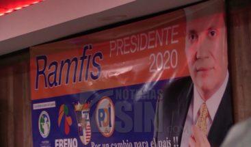 Ramfis Trujilllo responde a criticas sobre su candidatura presidencial