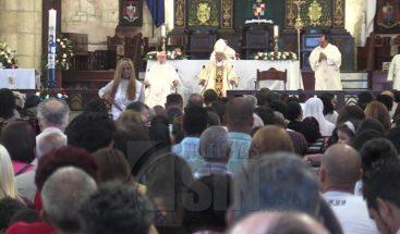Arzobispo llama al pueblo dominicano a mantenerse firmes en la fe
