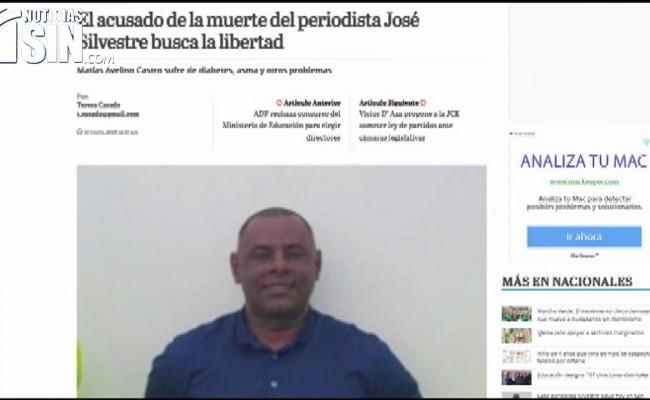 Aplazan para el lunes fallo a acusado de matar periodista de La Romana