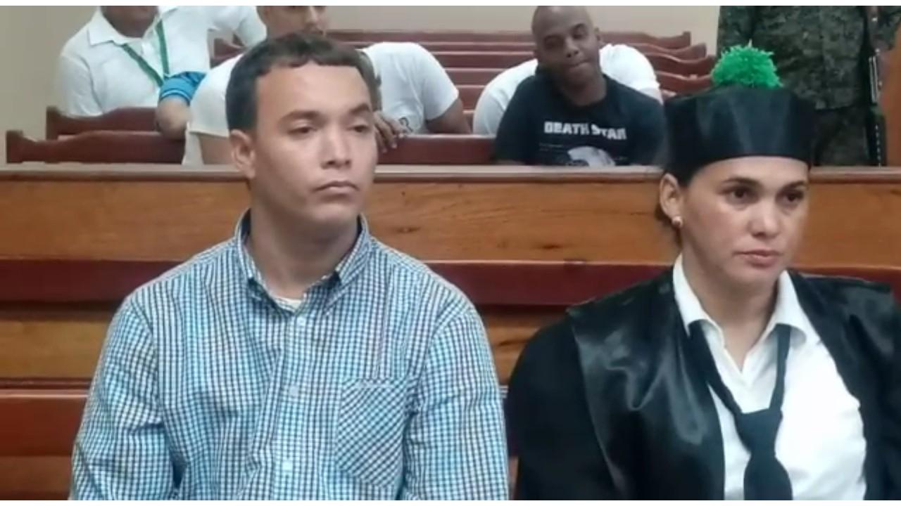 Tribunal dicta 30 años de cárcel acusado de asesinar taxista en Bonao