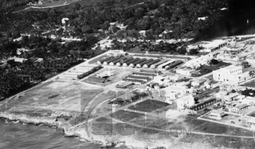 Historia Dominicana: Parque Eugenio María de Hostos