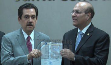 PRM pide apoyo a JCE para completar proceso de convención