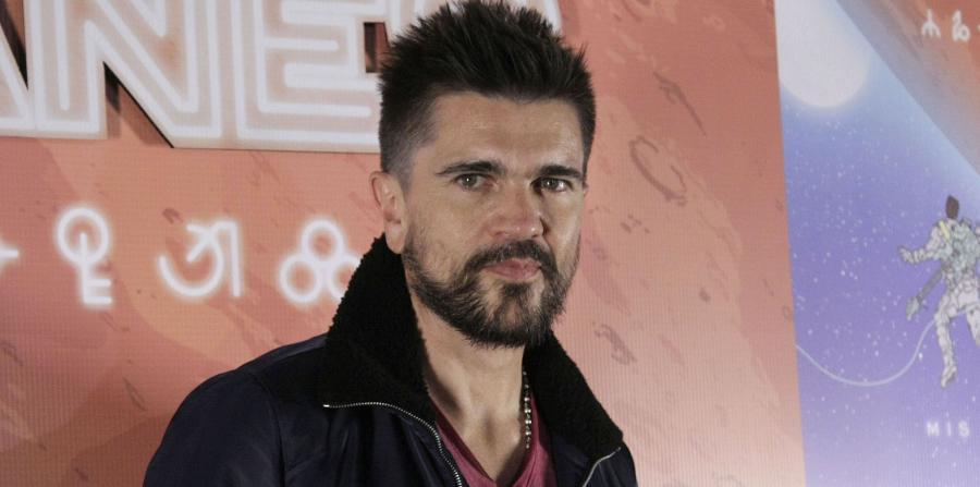 Juanes inicia