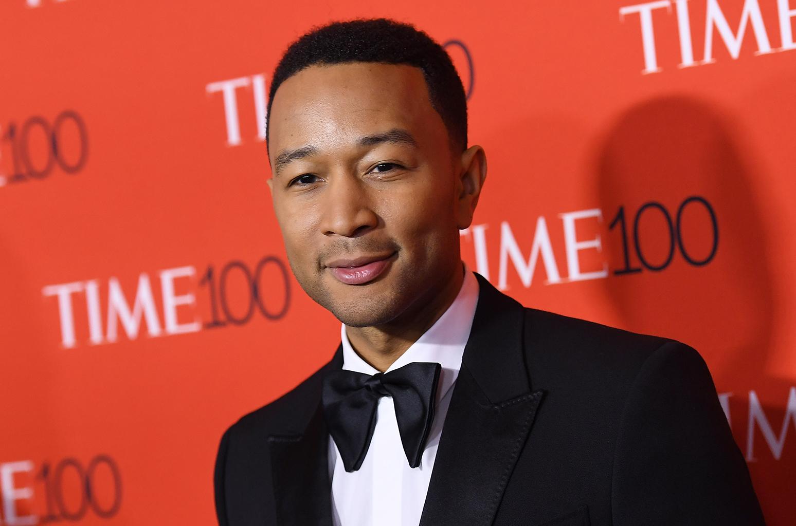 John Legend se alía con Google para el lanzamiento de