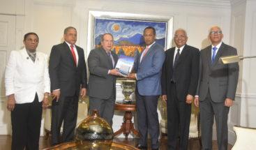 Cámara de Cuentas entrega informe Rendición de Cuentas del Estado 2017