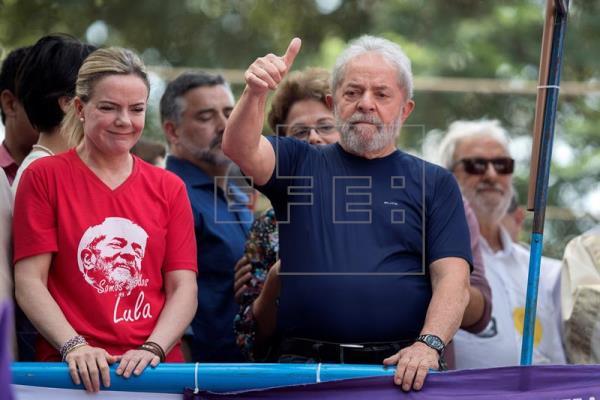 Lula rompe el silencio para reivindicar su inocencia