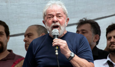 Roban el pasaporte y otras pertenencias personales de Lula da Silva